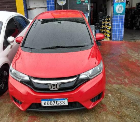 Honda Fit EX Automatico CVT 14/15