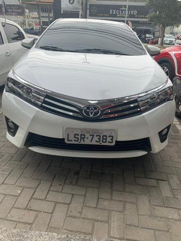 Toyota Corolla XEI 2.0 flex 2016 - 38.000km Procurar Gustavo