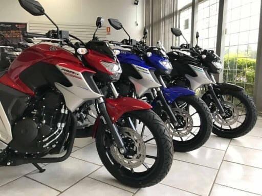 Yamaha FZ25 2019/2020 zero km, mais