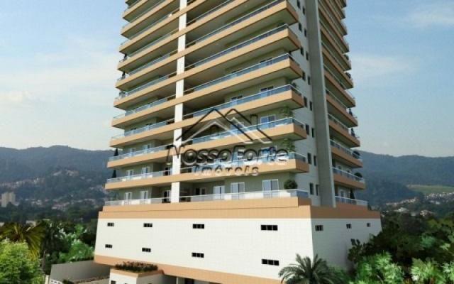 Apartamento na Vila Caiçara em Praia Grande - Foto 2