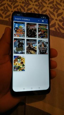 Xiaomi pocophone f1 128gb 6gb de ram troco