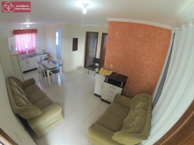 Apartamento à venda com 2 dormitórios em Ingleses do rio vermelho, Florianopolis cod:2320