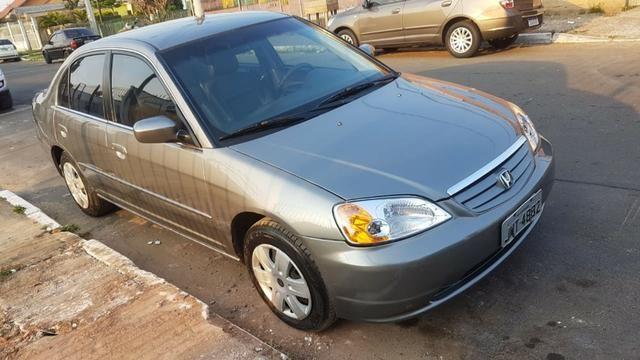 Honda Civic LX 1.7 2003 - Automático