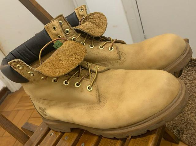 Yellow Boot Timberland