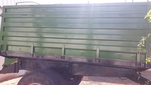 Carreta graneleira stara 7500 kg - Foto 4