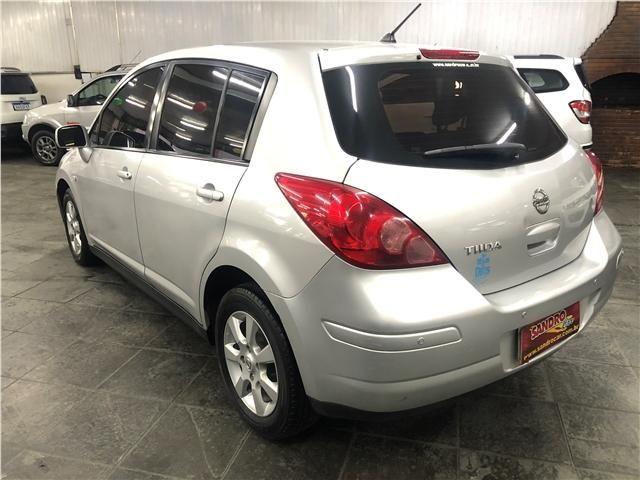 Nissan Tiida 1.8 s 16v gasolina 4p manual - Foto 5