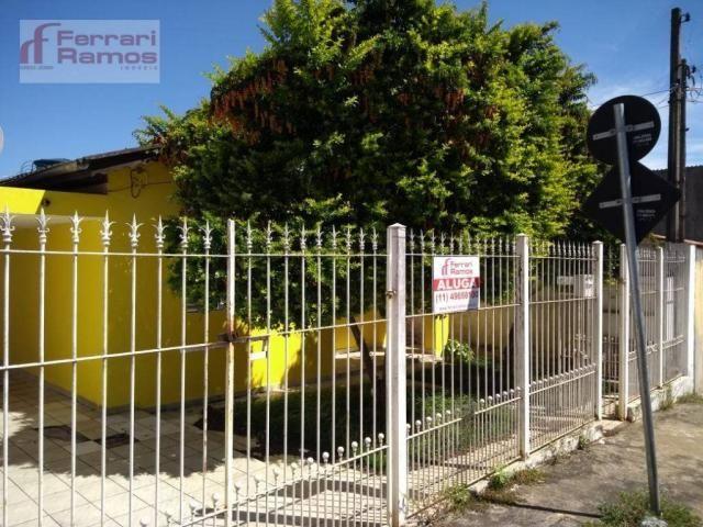 Casa com 3 dormitórios para alugar, 80 m² por r$ 1.350,00/mês - jardim presidente dutra -  - Foto 13