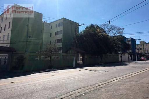 Apartamento com 2 dormitórios à venda, 43 m² por r$ 199.900,00 - conjunto residencial josé