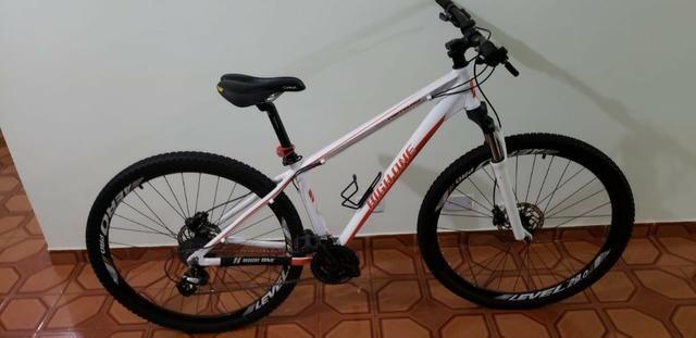 Bike High One toda Shimano 24v - Aro 29