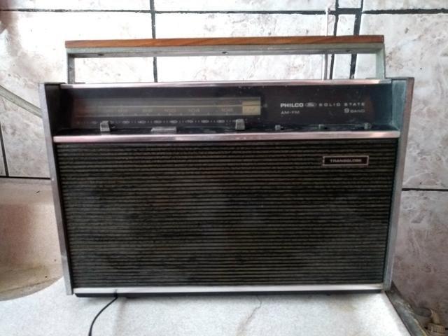 Rádio transglobe philco