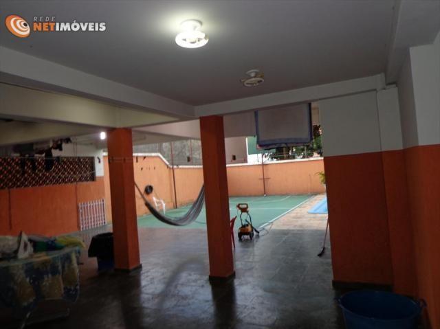 Casa à venda com 4 dormitórios em Alípio de melo, Belo horizonte cod:421325 - Foto 12