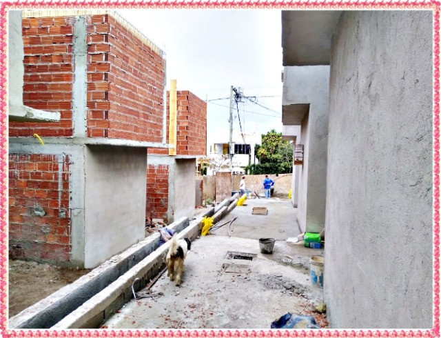 PSM# Laranjal Casas Top Com Garagem 2 Qtos Independentes 1ª locação - Foto 12
