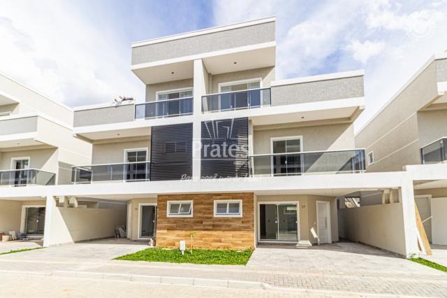 Casa de condomínio à venda com 3 dormitórios em Uberaba, Curitiba cod:8228