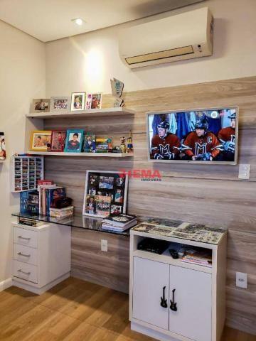 Apartamento com 2 dormitórios à venda, 64 m² por R$ 600.000,00 - José Menino - Santos/SP - Foto 18