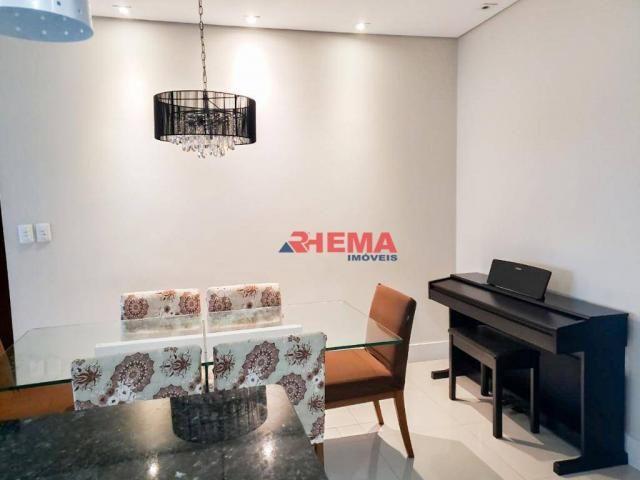 Apartamento com 2 dormitórios à venda, 64 m² por R$ 600.000,00 - José Menino - Santos/SP - Foto 5