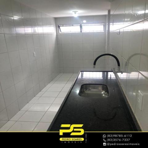 Apartamento com 2 dormitórios à venda, 69 m² por R$ 169.000,00 - Água Fria - João Pessoa/P - Foto 6