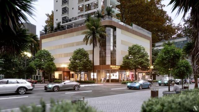 Apartamento na Planta na Avenida Brasil com 4 Suítes em Balneário Camboriú