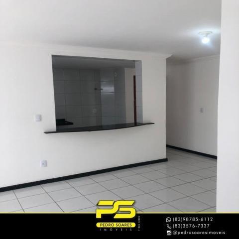 Apartamento com 2 dormitórios à venda, 69 m² por R$ 169.000,00 - Água Fria - João Pessoa/P - Foto 4