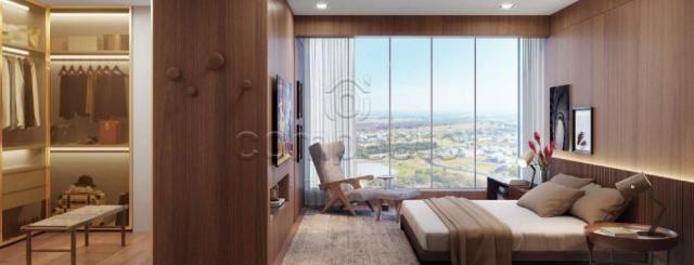 Apartamento à venda com 4 dormitórios em Iguatemi, Sao jose do rio preto cod:V10705 - Foto 17
