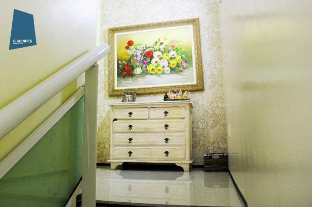 Casa com 3 dormitórios à venda, 290 m² por R$ 390.000,00 - Vicente Pinzon - Fortaleza/CE - Foto 15