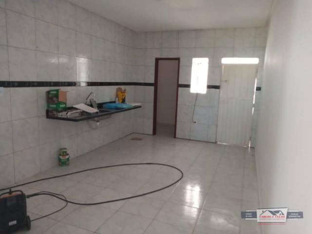 Casa com 3 dormitórios à venda, 160 m² por R$ 240.000,00 - Salgadinho - Patos/PB - Foto 12