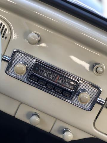 Vw fusca 1300 placa preta 1969 - Foto 8