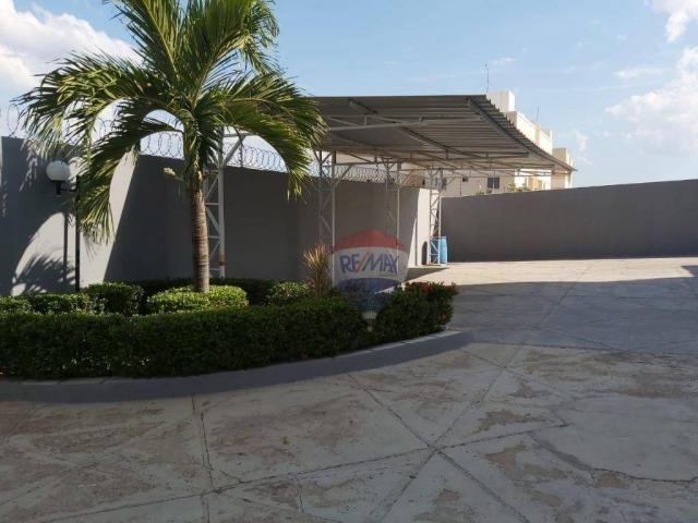 Apartamento com 3 dormitórios para alugar, 105 m² por R$ 700/mês - Lagoa Seca - Juazeiro d - Foto 7