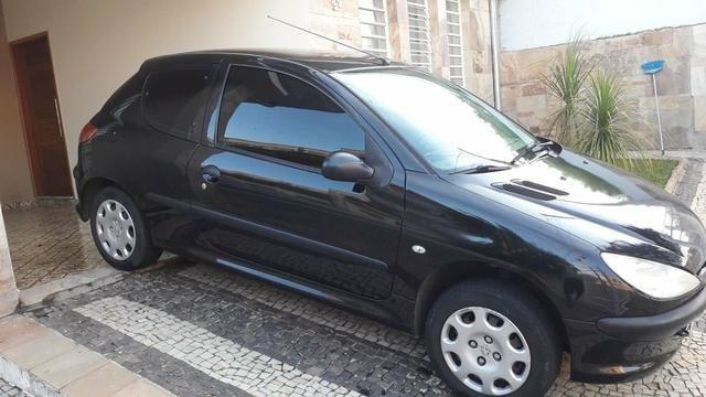 Peugeot 206 1.4 Hatch Sensation 1.4 8V (Flex) 2008 - Foto 3
