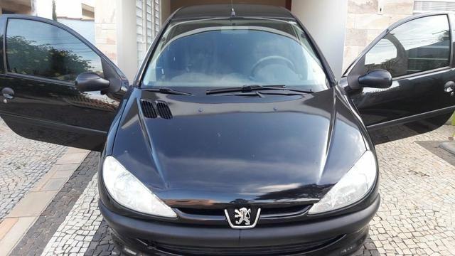 Peugeot 206 1.4 Hatch Sensation 1.4 8V (Flex) 2008