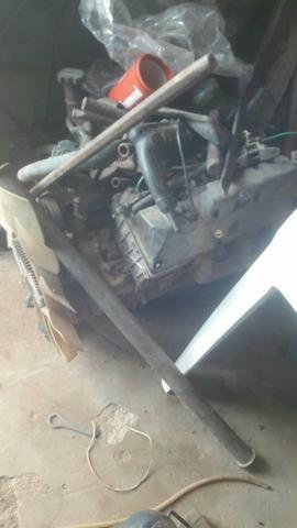 Venndo motor i canbio