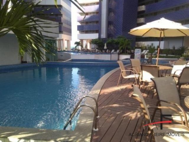 Apartamento todo mobiliado, no Beach Class Residence - Foto 11