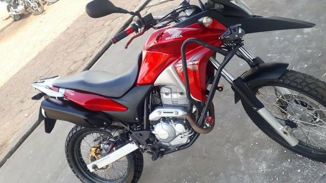 Vendo moto xre 300 ano 2015 nova nova sem detalhes - Foto 3