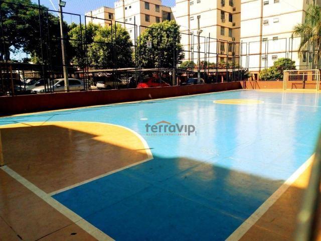 Apartamento com 3 dormitórios à venda, 80 m² - Setor Urias Magalhães - Foto 17