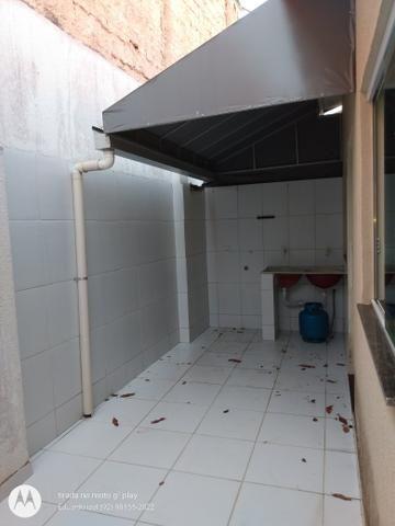Casa 02Qts Com Modulados Próx. Parque do Idoso e Vieiralves em Locação - Foto 16