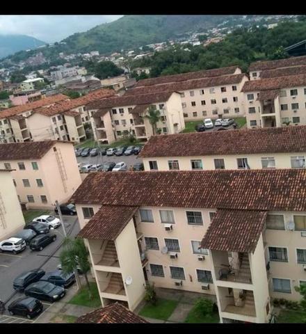 Apartamento com 2 dormitórios à venda, 58 m² por R$ 150.000,00 - Campo Grande - Rio de Jan