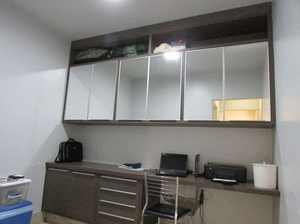 Casa sobrado em condomínio com 3 quartos no Residencial Bosque Sumaré - Bairro Parque Anha - Foto 19