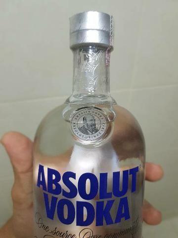 Vodka Absolut de 1L  - Foto 4