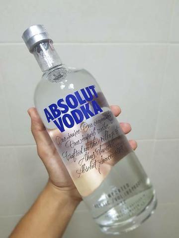 Vodka Absolut de 1L  - Foto 2