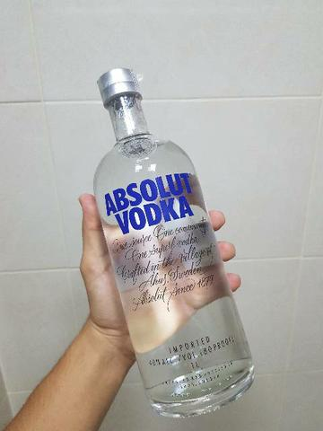 Vodka Absolut de 1L  - Foto 3