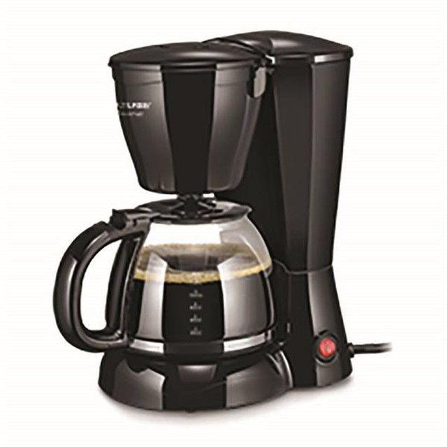 Cafeteira Elétrica Gourmet 30 Xicaras 200W 220V Preta - Foto 3