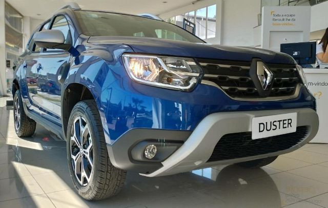Renault Duster Iconic 1.6 CVT 20/21 - Foto 2