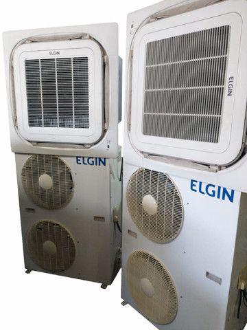 Ar Condicionado Piso Teto K7 60.000 btus ja revisado com garantia !! - Foto 3