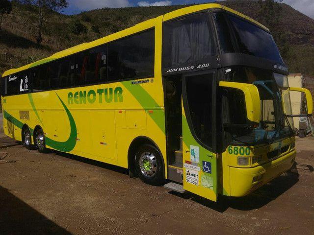 Onibus ld busscar p400