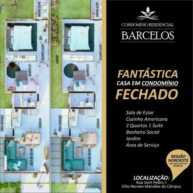 Consultor Casa no Condomínio Residencial Barcelos