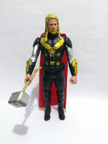 Capitão América, venon, superman, thanos, Thor, flash - Foto 5