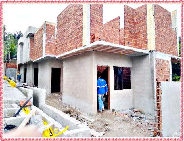 PSM# Laranjal Casas Top Com Garagem 2 Qtos Independentes 1ª locação - Foto 13