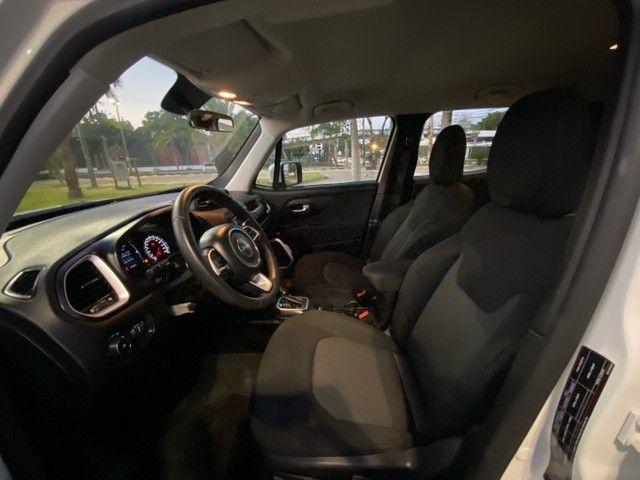 Jeep Renegade Flex 2019 Aut. Único Dono e Baixa Km  - Foto 9