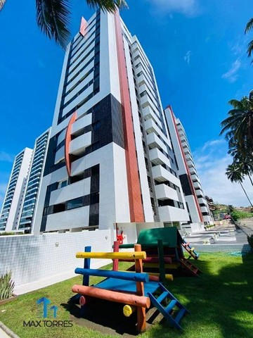 Paradise Beach Residence: 02 quartos sendo 02 suítes, nascente, 64 m²