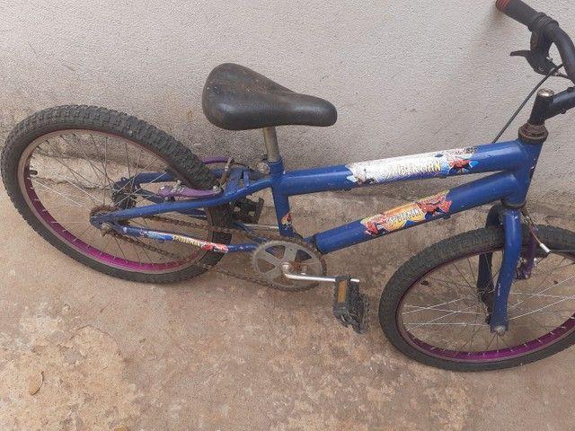 Bicicleta em ótimo estado  - Foto 3