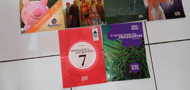Livros sucesso 7º ano - Foto 5